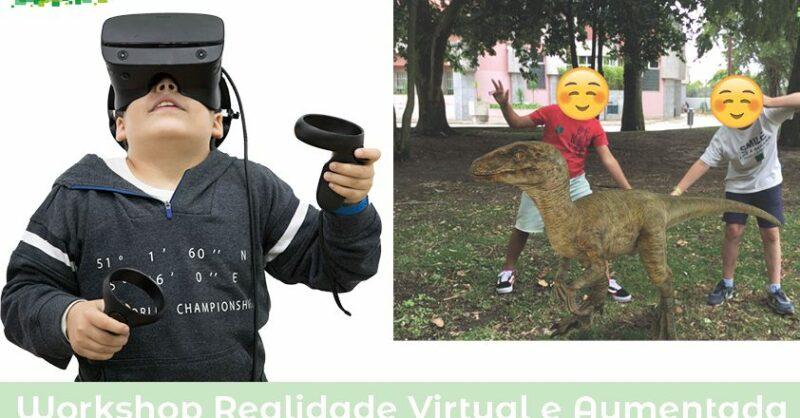 Workshop: Realidade Virtual e Aumentada