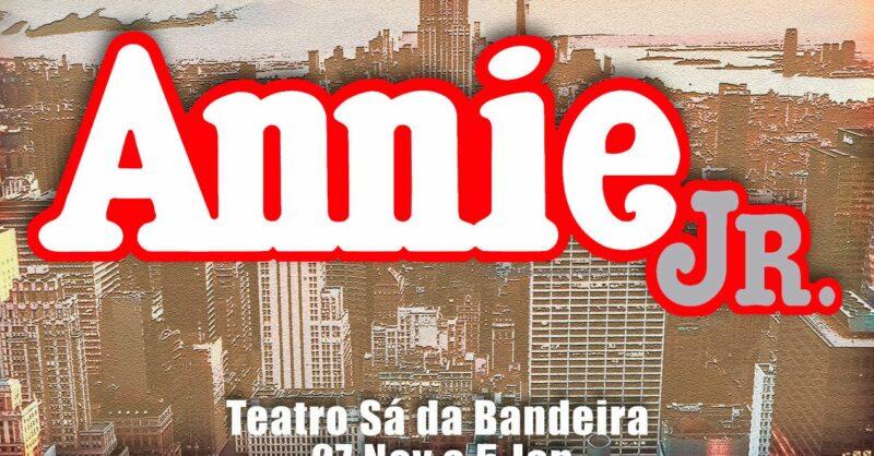 ANNIE: uma peça de teatro musical da ViVonstage