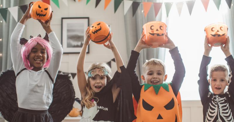 o que fazer no halloween