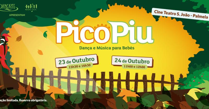 PicoPiu – Dança e música para bebés