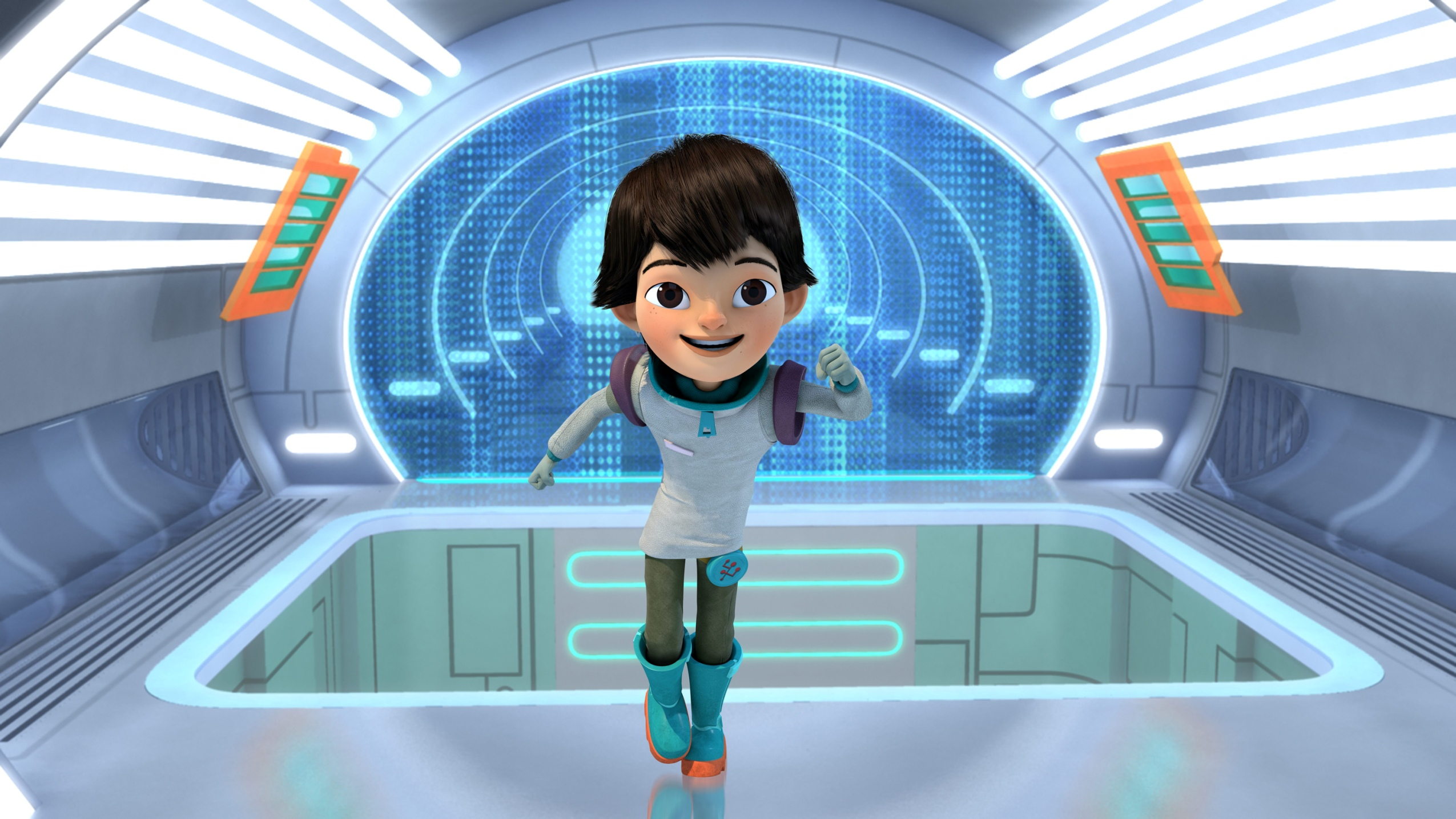 Miles do Futuro no Disney Junior