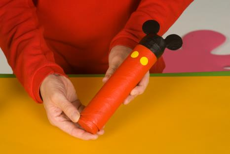 Art Attack- Construir Estojo A Casa do Mickey Mouse
