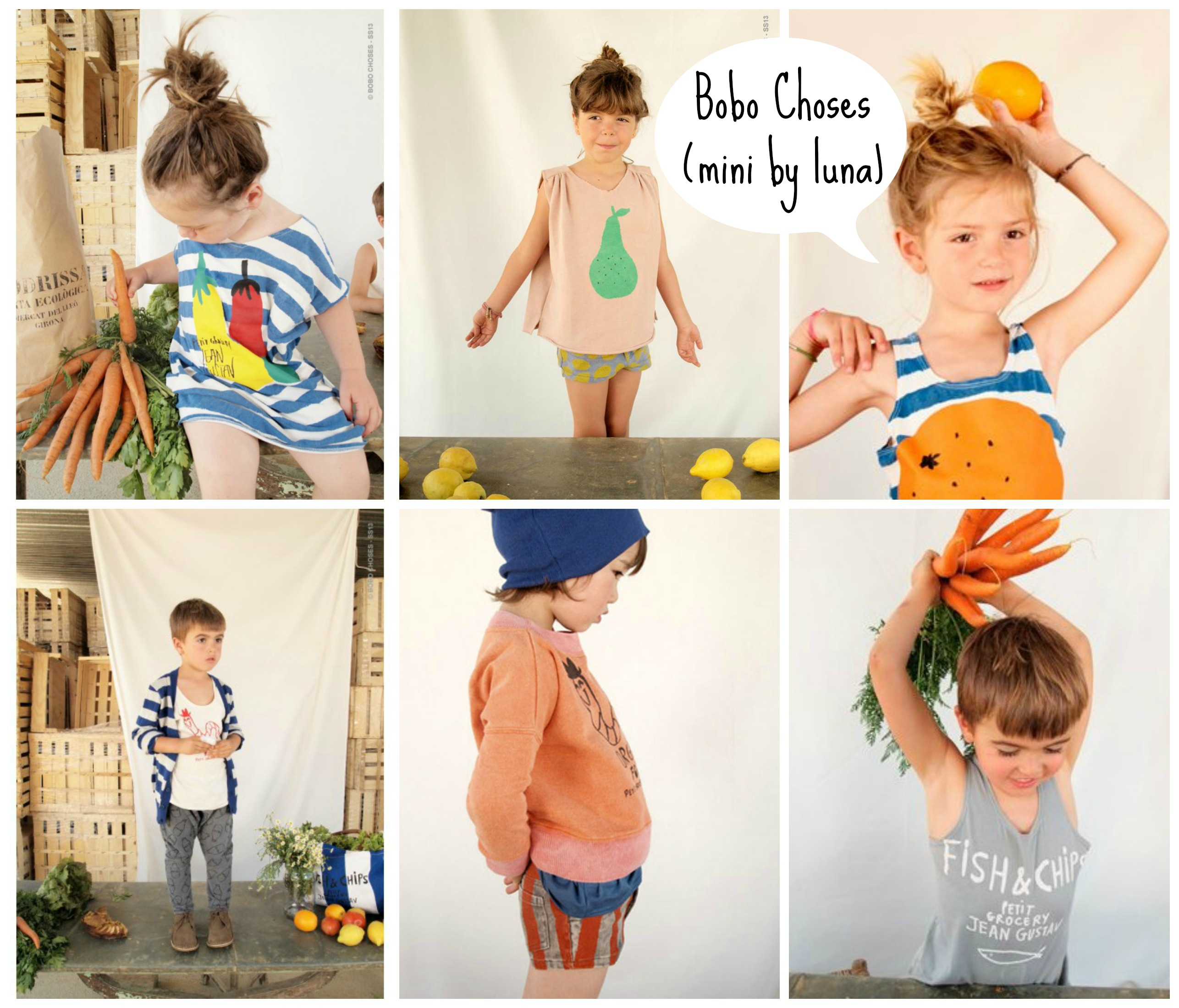 Bobo Choses mimi by luna