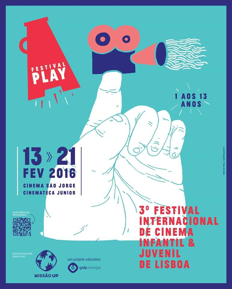 PLAY – Festival Internacional de Cinema Infantil e Juvenil nos Pumpkin Awards