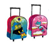 SUPERDOG E SUPERCAT BABYTROLLEY