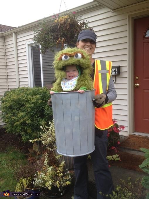 fatos de halloween para bebés - Oscar Baby Costume