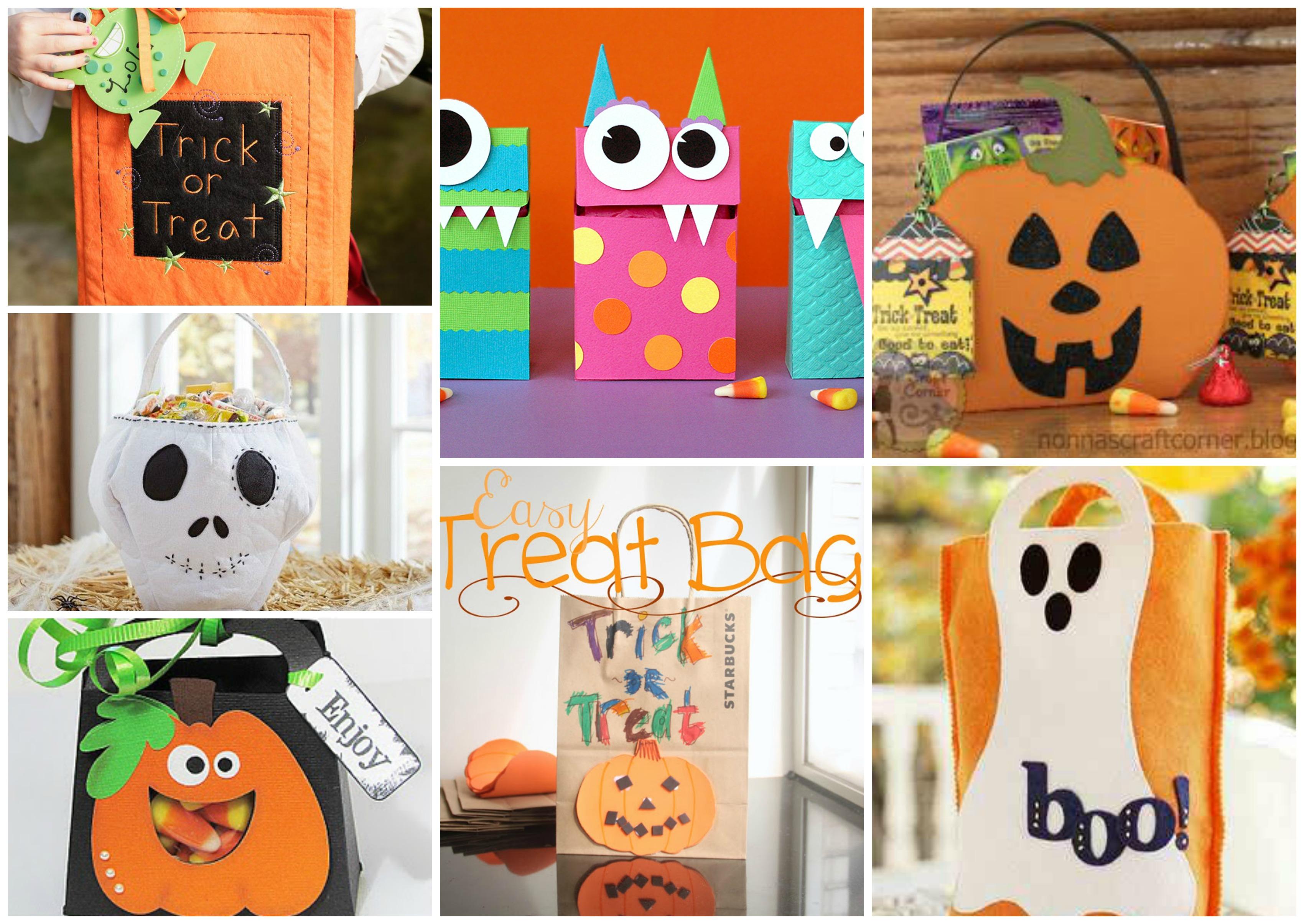 Muitas vezes Atividades criativas para fazer com as crianças no Halloween QN84