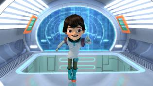 Miles do Futuro: A nova série intergaláctica no Disney Junior