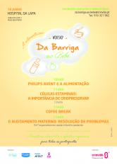 Workshop Da Barriga ao Bebé  3 de Setembro | Porto