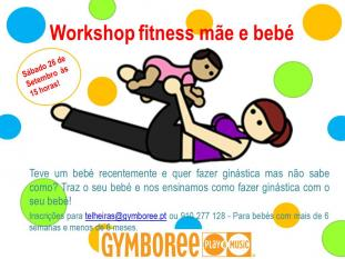 Workshop fitness Mãe e Bebé