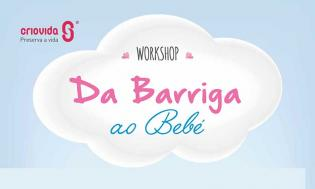 Workshop Da Barriga ao Bebé