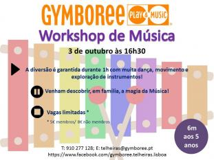 Workshop de Música