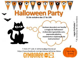 Gymbo's Halloween Party