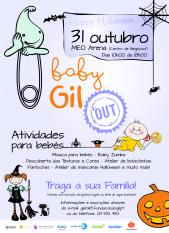Baby Gil OUT – Especial Halloween