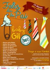 Baby Gil OUT - Especial Dia do Pai