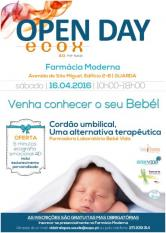 Bebé Vida apoia Open Day ECOX 4D na Guarda