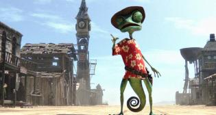 Sessão de Cinema: Rango