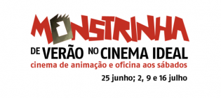 Monstrinha de Verão no Cinema Ideal