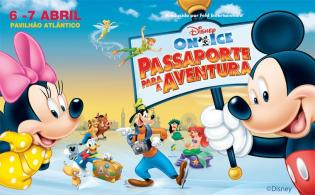 Meet & Greet Disney On Ice na Fnac