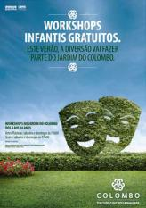 Workshops Infantis nos Jardins do Colombo