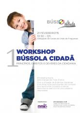 1º Workshop Bússola Cidadã