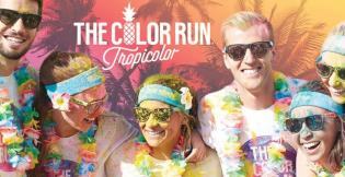 The Color Run Tropicolor