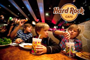 Carnaval no Hard Rock Cafe Lisboa